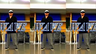 """BROTHER BOMB – IMPRO DANCE SHOW """"Abir – Wave ft. Masego"""""""