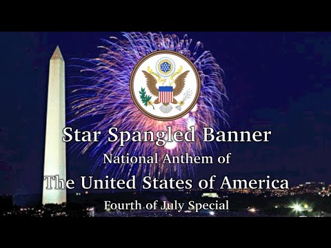 Fourth Of July Special: Star Spangled Banner (Sandi Patty Version)