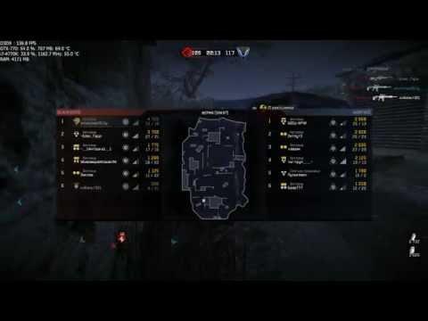 WF-Litput, Марьяна Пуськевич + Клан Литлэнд ( Медики VS Снайперы ) Игра-1