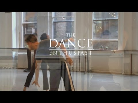 New York Dance Up Close: A Minute of Defying Lines/Gibney Dance