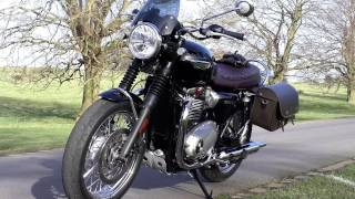 3. triumph T120 Bonneville longterm review. Its not all good news!