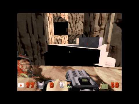 preview-Let\'s Play Duke Nukem 3D! - 020 - Shrapnel City - Stage 3: Flood Zone (ctye85)