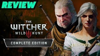 The Witcher 3: Wild Hunt Complete Edition For Switch Review by GameSpot