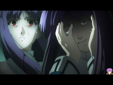 Kara no Kyoukai 3: Tsuukaku Zanryuu Remaining Sense of Pain 空の境界 痛覚残留 Anime Review (видео)