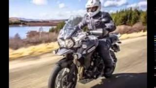 8. 2015 Triumph Tiger Explorer xc First Look Review New Model in Slide Show Specs Price