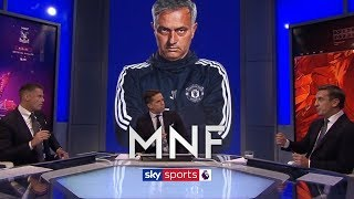 Neville and Carragher debate whether Mourinho has a future at Man United | MNF