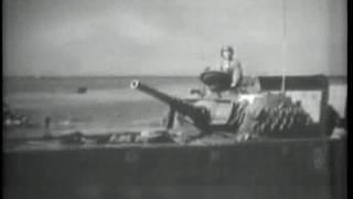 Okinawa Invasion Beach Scenes