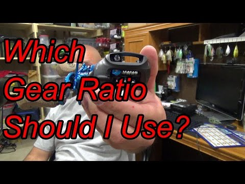 Video The Right Gear Ratios for Crankbaits, Spinnerbaits, Jigs, Chatterbaits, Pitchin' and Flippin' download in MP3, 3GP, MP4, WEBM, AVI, FLV January 2017