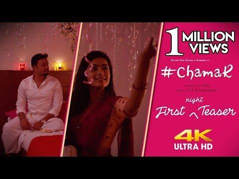 Video #Chamak First Night Teaser (4K) | Golden Star Ganesh | Rashmika Mandanna | Suni download in MP3, 3GP, MP4, WEBM, AVI, FLV January 2017