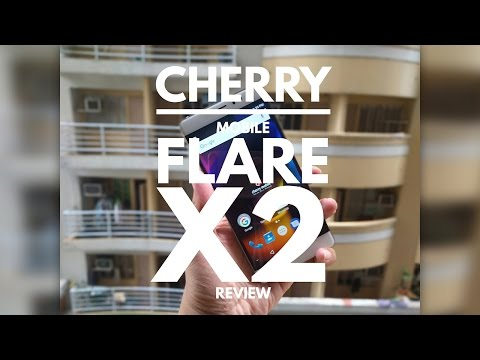 Cherry Mobile Flare X2 Unboxing and Hands-on