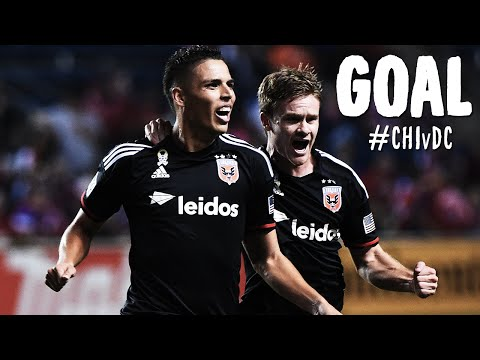 Video: PK GOAL: Luis Silva capitalizes on a penalty