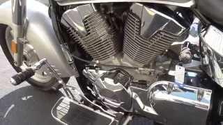 10. 2009 Honda VTX 1300R