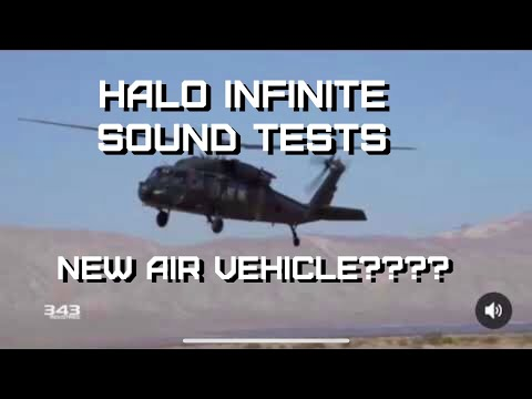 This might be a new air vehicle,...
