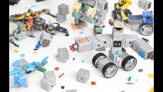 video thumbnail MaunziCoding Education Modular Robot Kit youtube