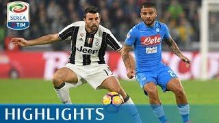 Video Juventus - Napoli 2-1 - Highlights - Giornata 11 - Serie A TIM 2016/17 MP3, 3GP, MP4, WEBM, AVI, FLV November 2018