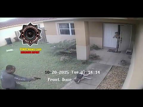 На пороге чужого дома застрелил домашнюю собаку