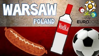 Warsaw Poland  city images : Furious World Tour | Warsaw, Poland - Perogies, Vodka and More!