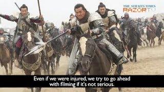 Nonton Ekin Cheng Perseveres Despite Injuries  Saving General Yang Pt 2  Film Subtitle Indonesia Streaming Movie Download
