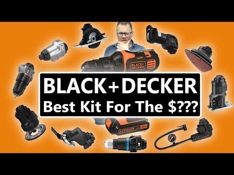 Black + Decker Matrix Quick Connect System