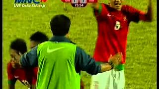 Download Video Indonesia U19 VS Thailand U19 3-1 Gol & Highlight AFF U19 - 16 September 2013 HD MP3 3GP MP4