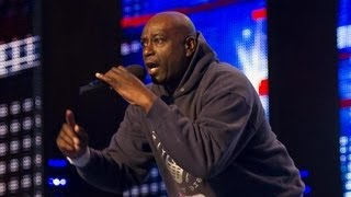 Rapper Zipparah 'Mr Zip' Tafari stuns with his BGT audition song Where's My Phone. Can Zippy -- as Simon Cowell calls him ...