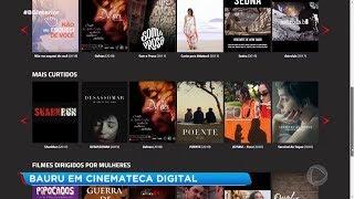 Filmes produzidos em Bauru são disponibilizados em Cinemateca Digital