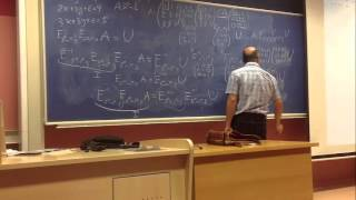 Umh0966 2013-14 Lec004.2 Álgebra Lineal. Factorización LU. Ejercicio 1