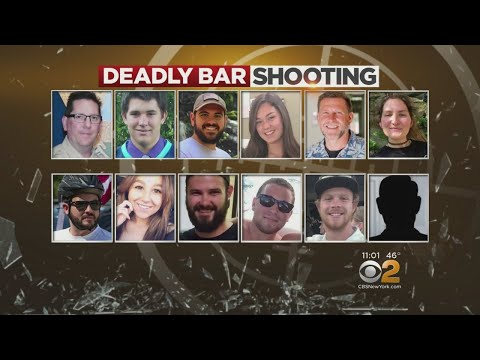 13 Dead After Gunman Opens Fire At Bar In California