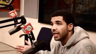 Drake talks to Funk Flex