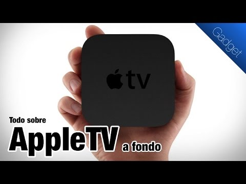 Apple TV - Análisis completo del Apple TV, además os comento como mejorarlo haciendo Jailbreak e instalando aTV Flash Black. Video para hacer Jailbreak al Apple TV: htt...