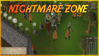 Fluffy and Sky take on the NIGHTMARE ZONE | RUNESCAPE