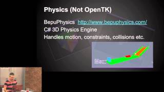 OpenGL from C# - Nigel Morse