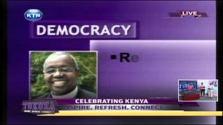 Kenyans On Tukuza Celebrate Koigi Wa Wamwere And Kenneth Matiba For Fighting For Democray