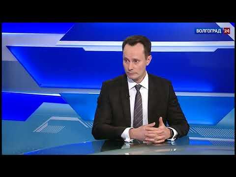 Итоги года в здравоохранении. Владимир Шкарин, председатель комитета здравоохранения Волгоградской области