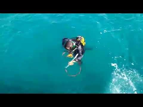 El Club Nàutic Garraf a la recerca del galió enfonsat (2)