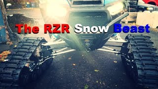 10. The RZR Snow Beast 2018 Turbo Polaris XP 1000