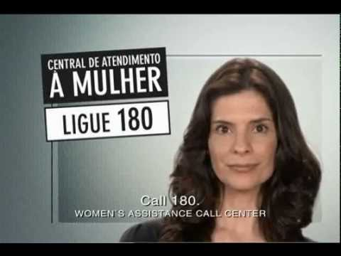 Brazil's call to end violence against women
