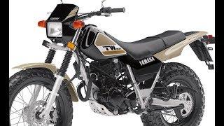 6. Yamaha TW200 New Model 2018 | Yamaha TW200 Facelift Photo Details