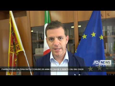 FARRA PAGA L'ULTIMA RATA E CHIUDE 20 ANNI DI CAUSE E DEBITI | 30/06/2020