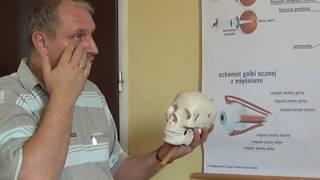 Aleksander Haretski about eye problems