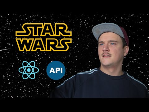 Building Star Wars React application (REST API)