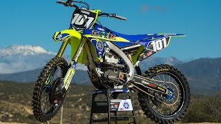 8. Racer X Films: 2017 Yamaha YZ250F