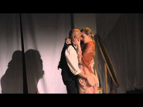 Lady Chatterley's Lover by D.H. Lawrence, stage adaptation - extended promotional trailer