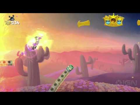Rayman Legends Walkthrough: Fiesta de los Muertos - Mariachi Madness