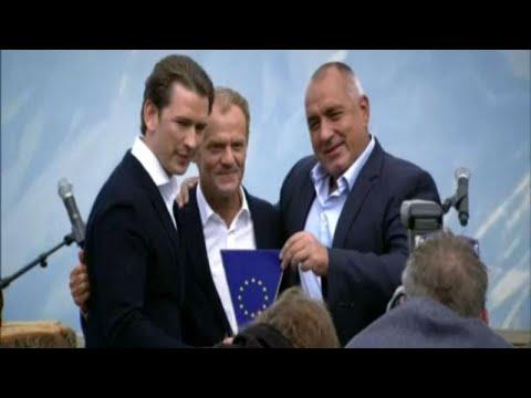 Η Αυστρία στο «τιμόνι» της Ε.Ε. για ένα εξάμηνο