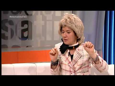 """TV3 - Els Matins - Empar Moliner reprodueix la presumpta """"fuga"""" d'Esperanza Aguirre"""