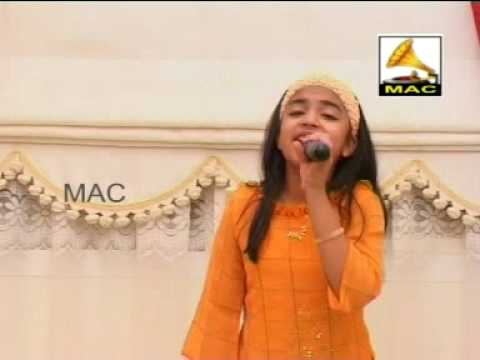 Cute Nazriya Nazim Childhood Performance