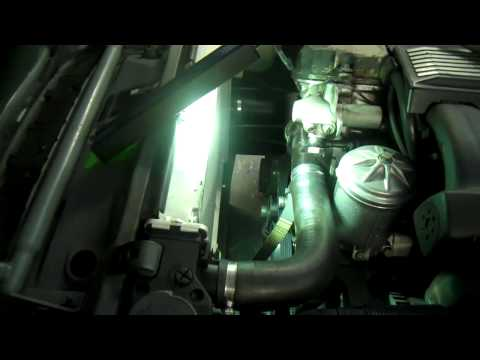 How to Replace the Fan Shroud and Belts on the 1992-1995 BMW E34 525i