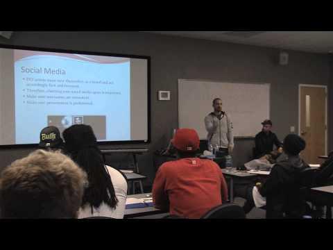 Marketing your music (Hip-Hop) online w/ DJ Pain 1