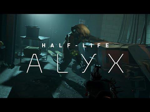 Half-Life: Alyx Gameplay Video 1 видео